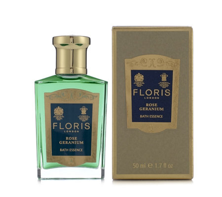 Floris Rose Geranium Bath Essence 50ml