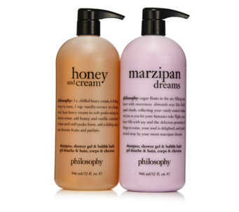 Philosophy 2 Piece Sweet Treats Shower Gels 946ml - 233563