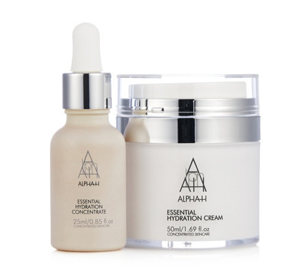 Alpha-H Essential Hydration Cream 50ml & Concentrate 25ml
