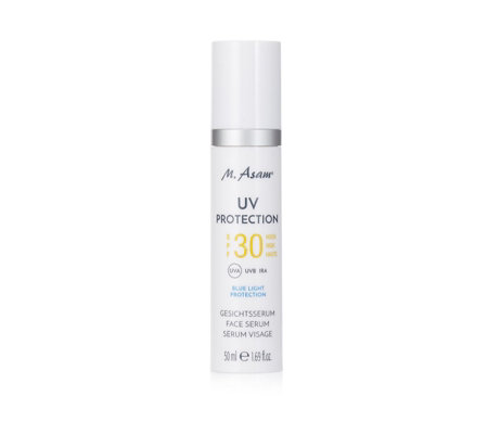 M. Asam SPF 30 UV Protection Face Serum 50ml