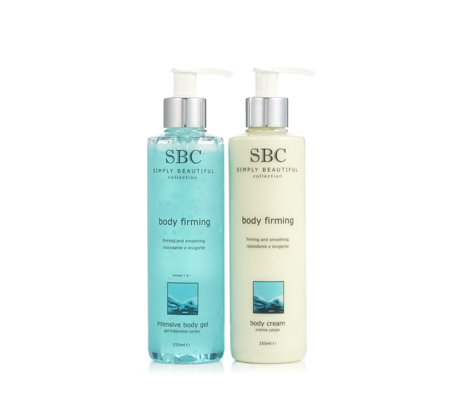 SBC 2 Piece Body Firming Skincare Collection
