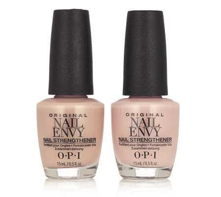 OPI 2 Piece Bubble Bath & Nude Envy Nailcare Collection