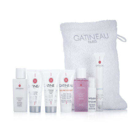 Gatineau 7 Piece Travel Companions Skincare Collection