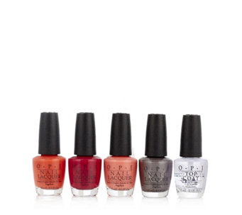 OPI 5 Piece California Dreaming Summer Collection - 233165