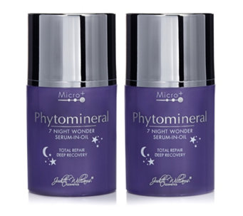 Judith Williams Phytomineral Night Wonder Elixir 50ml Duo - 207466
