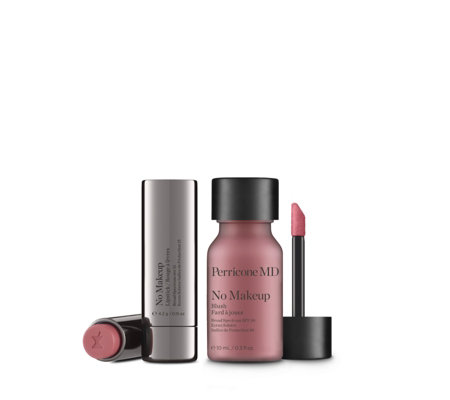 Perricone No Blush Blush & No Lipstick Lipstick Collection