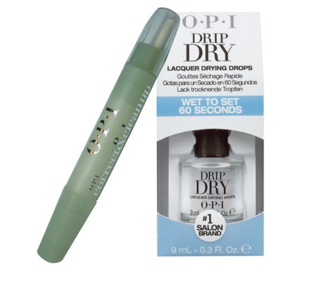 OPI 2 Piece Corrector Pen & DripDry Kit