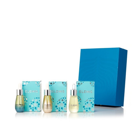 Elemis 3 Piece Anti Ageing Facial Oil Collection