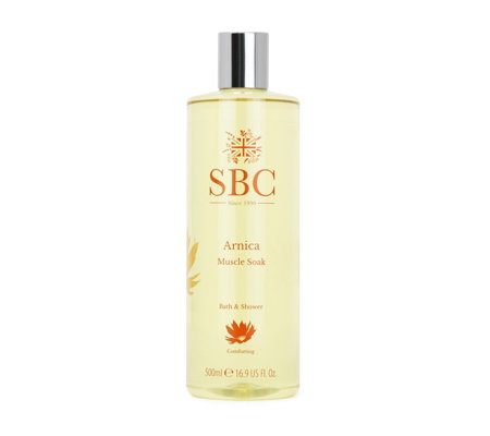SBC Arnica Muscle Soak 500ml