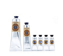 L'Occitane 6 Piece Shea Footcream Collection - 233267