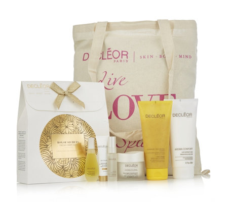 Decleor 6 Piece Face & Body Hamper Collection