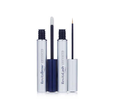 Revitalash 2 Piece Lash and Brow Conditioner Collection - QVC UK