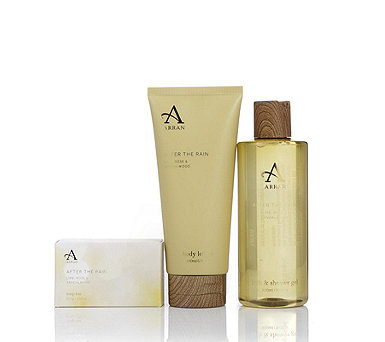 Arran Sense of Scotland 3 Piece After The Rain Body Collection - 233869