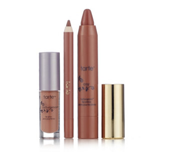 Tarte 3 Piece Total Lipservice Lip Essentials - 209671