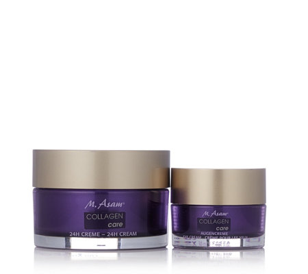 M. Asam 2 Piece Collagen Care Firm Your Skin Collection
