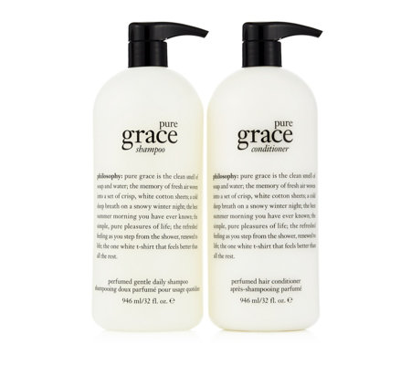 Philosophy 2 Piece Love & Grace Hair Care Collection