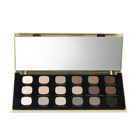 bareMinerals The Hidden Treasure Eyeshadow Pallette