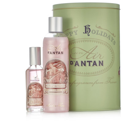 Un Air D'Antan Eau de Toilette & Shower Gel Collection