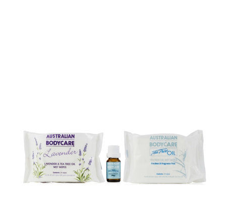 Australian Bodycare 3 Piece Summer Essentials