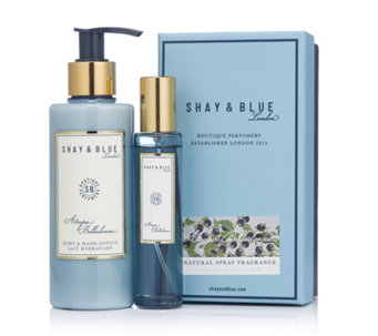 Shay & Blue Atropa Belladonna Eau de Parfum 30ml & Body Lotion 200ml - 216573