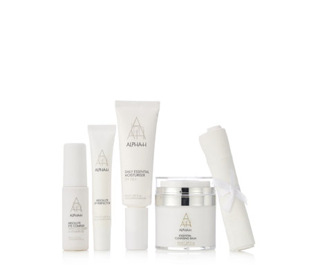 Alpha-H 4 Piece Daily Essentials Anti-Ageing Collection