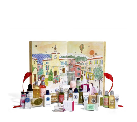 L'Occitane Advent Calender