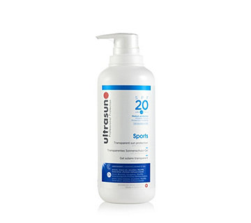 Ultrasun Sun Protection Supersize Sports Gel SPF20 400ml - 208275