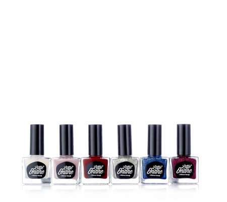Little Ondine 6 Piece All Occasion Nailcare Collection