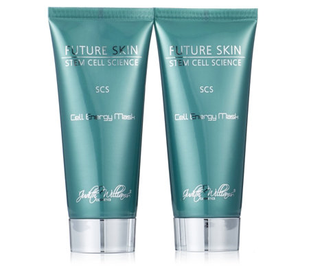 Judith Williams Future Skin Cell Energy Mask 100ml Duo