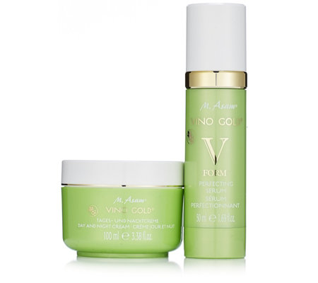 M. Asam 2 Piece Vino Gold Anti-Ageing Collection
