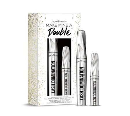 bareMinerals Lash Domination Mascara Home & Away