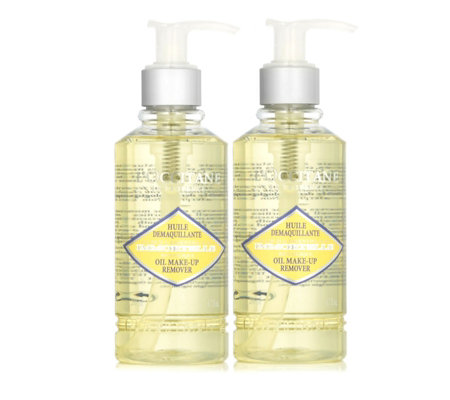 L'Occitane Immortelle Cleansing Oil Duo