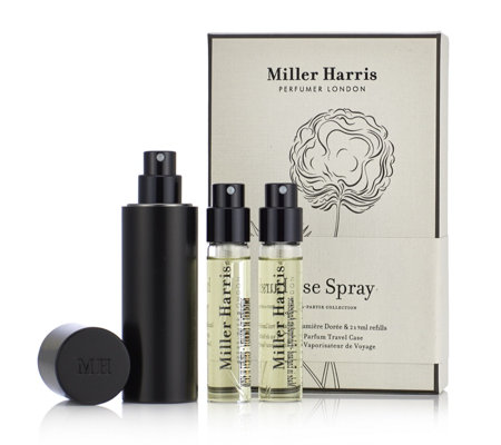 Miller Harris 3 Piece Parfum Spray Collection 9ml