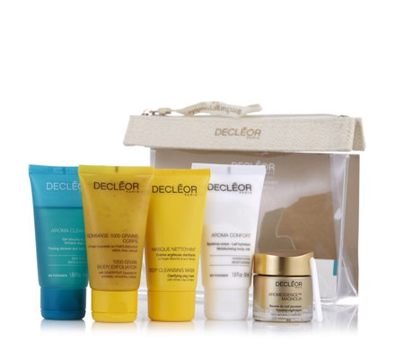 Decleor 5 Piece Magnolia Night Balm Spa Collection
