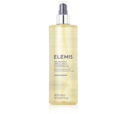 Elemis 400ml Supersize Nourishing Omega Rich Cleansing Oil