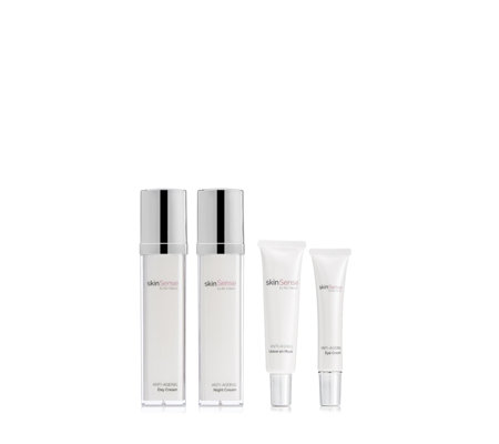 Skinsense 4 Piece Anti-Ageing Collection