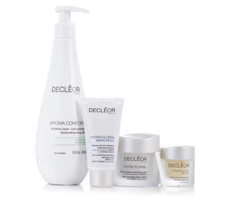 Decleor 4 Piece Sleeping Mask & Balm Nourishment Collection