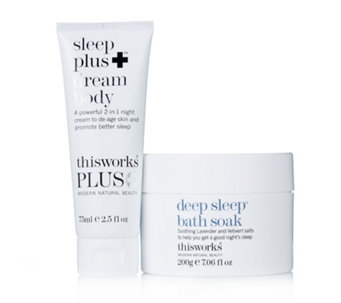 This Works 2 Piece Sleepy Dreams Collection - 216979