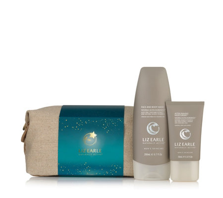 Liz Earle 2 Piece Man Of The Hour Collection