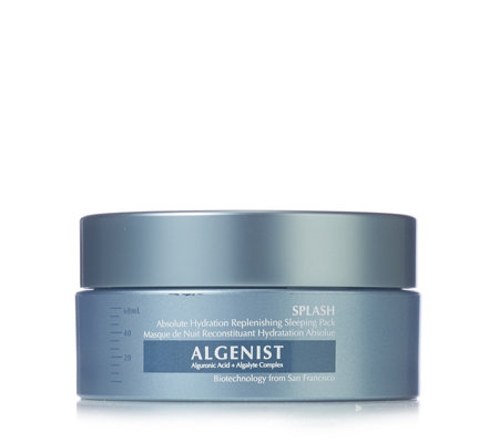 Algenist Splash Absolute Hydration Overnight Mask 60ml