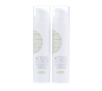 Lulu's Time Bomb Instawow Sparkling Facial Mask 50ml Duo - 232081