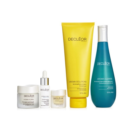 Decleor 5 Piece Hydrating Perfecting Collection