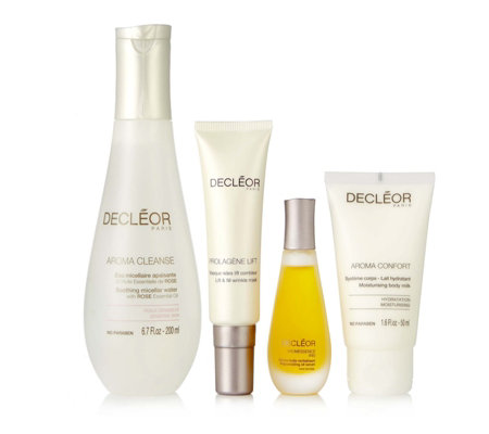 Decleor 4 Piece Anti-Ageing Face & Eye Essentials
