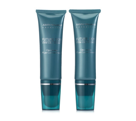 Judith Williams Future Skin Neck & Decollete Fluid Concentrate 50ml Duo