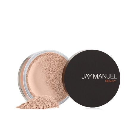 Jay Manuel Beauty Filter Finish Powder to Cream Foundation
