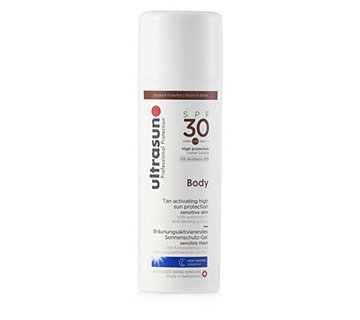 Ultrasun Sun Protection Body Tan Activator SPF30 150ml - 230582
