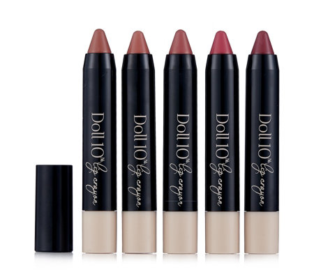 Doll 10 5 Piece Chubby Lip Collection