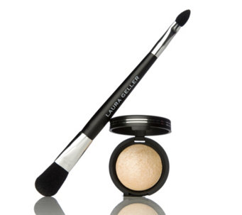 Laura Geller Baked Highlighter with Applicator - 229983