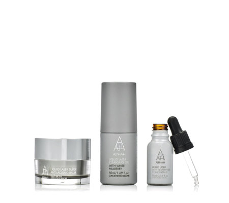 Alpha-H 3 Piece Liquid Laser Discovery Collection