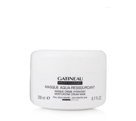 Gatineau Professional Moisturising Cream Mask with Brush